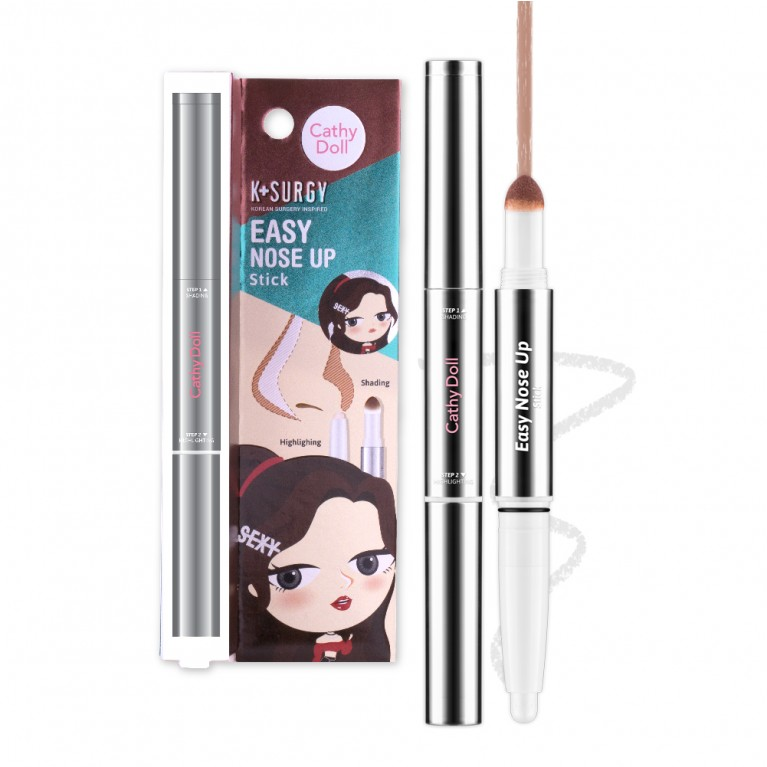 Easy Nose Up Stick 0.5+1.1g Cathy Doll K Surgy
