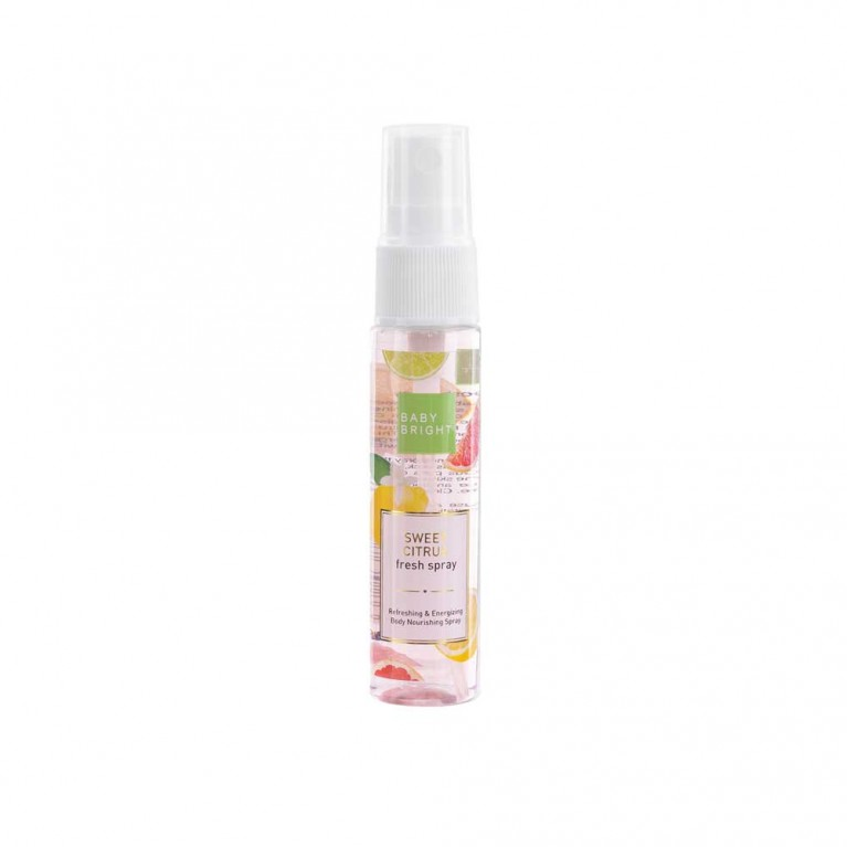 Fresh Spray 20ml Baby Bright