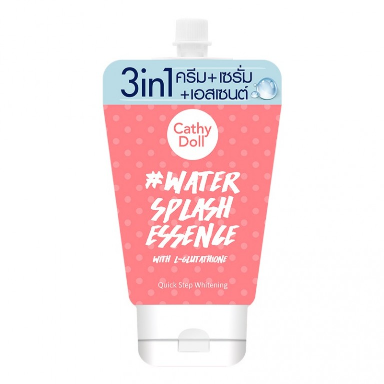 Water Splash Essence with L-Glutathione 6g Cathy Doll Sweet Dream