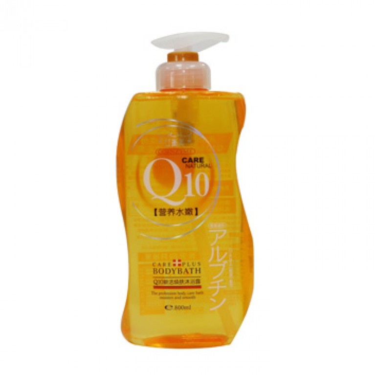 Q10 Body Bath 800ml Boya