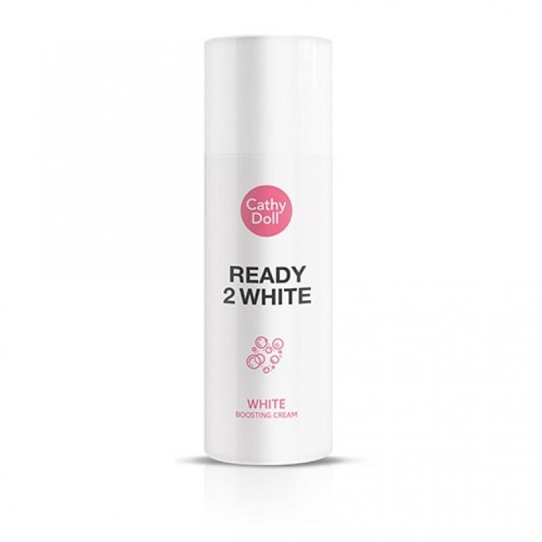 White Boosting Cream 75ml Cathy Doll Ready 2 White (Y2018)