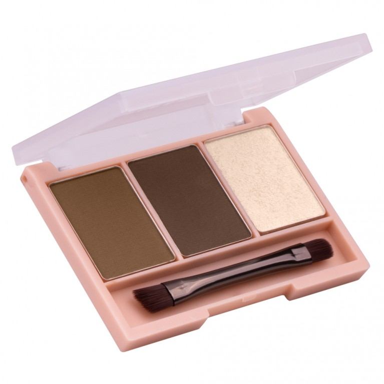 Draw & Bright Brow Palette Baby Bright