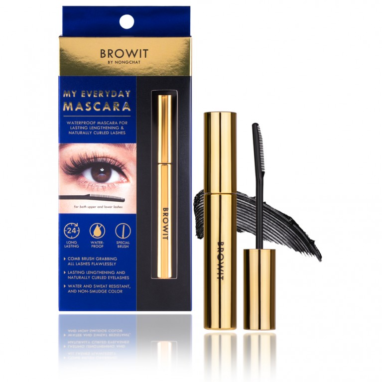 My Everyday Mascara 5.5g Browit #Endless Night