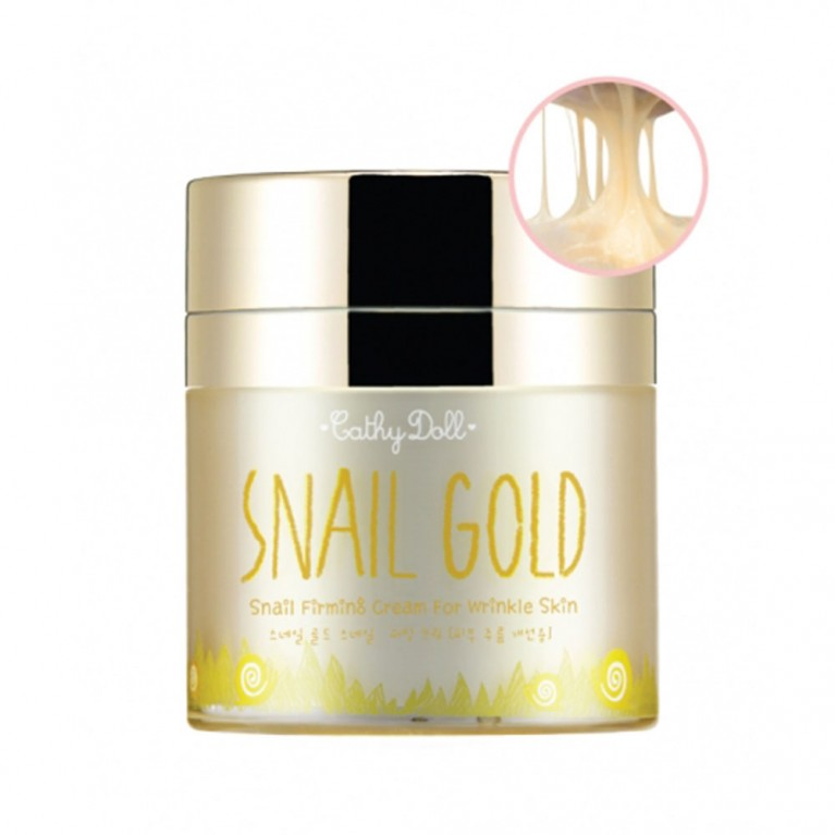 Snail Firming Cream 50g Cathy Doll (For Wrinkle Skin)