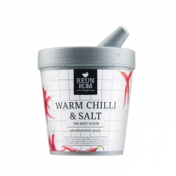 Warm Chilli Salt Spa Body Scrub