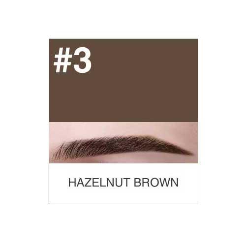#3 Hazelnut Brown