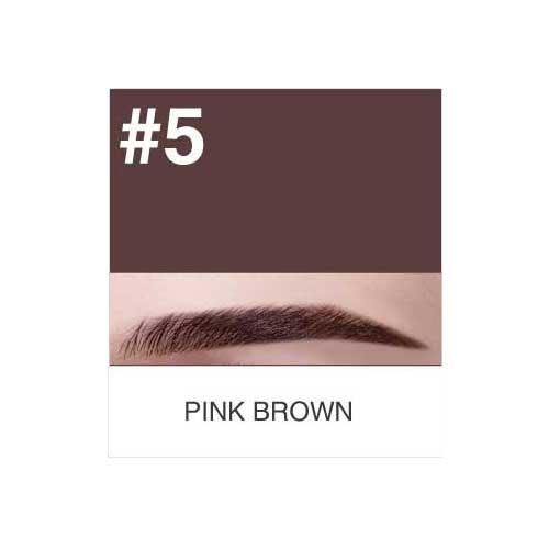 #5Pink Brown